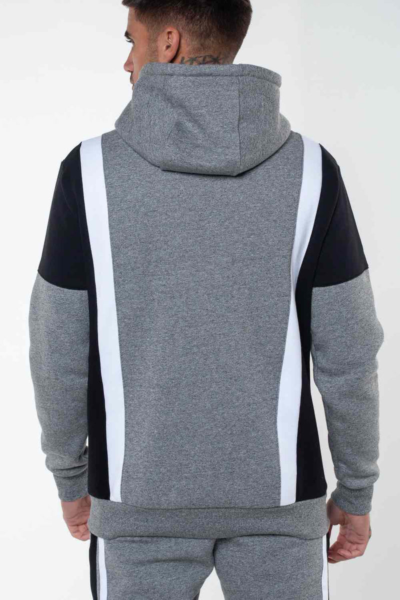 Fresh Couture Valencia Hoodie  - Grindle/Black - 2