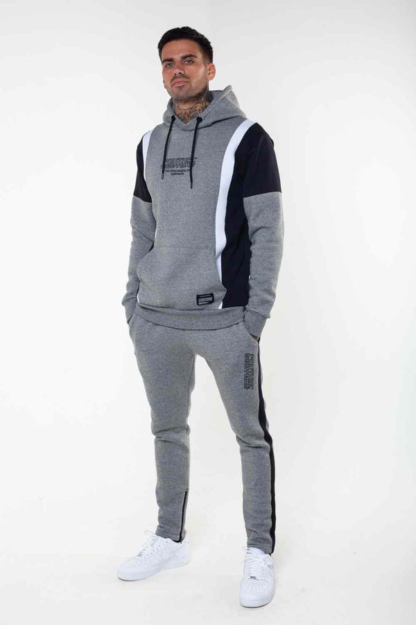 Fresh Couture Valencia Hoodie  - Grindle/Black - 3