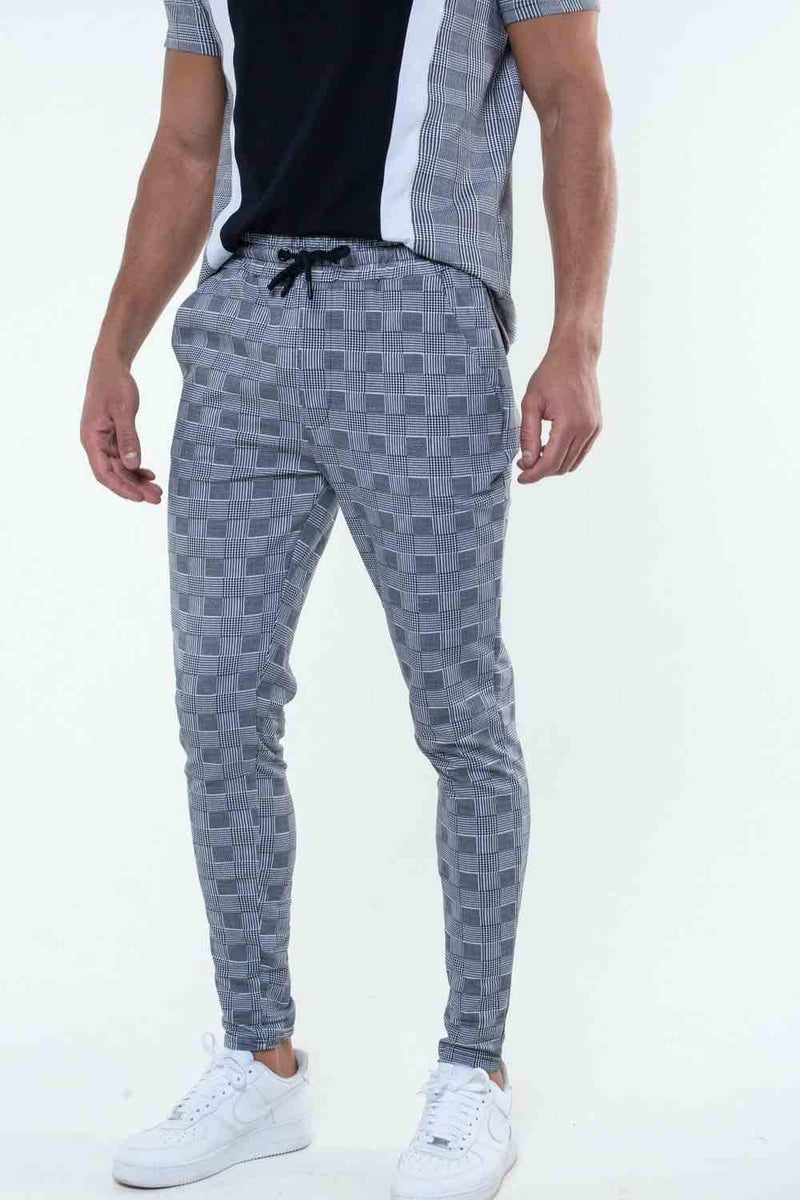 Fresh Couture  Windsor Trouser Pants - Grey - 2