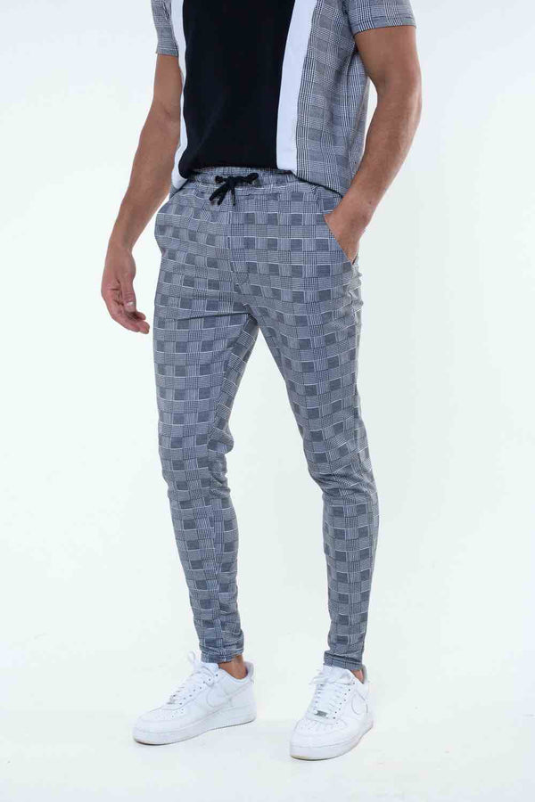 Fresh Couture  Windsor Trouser Pants - Grey