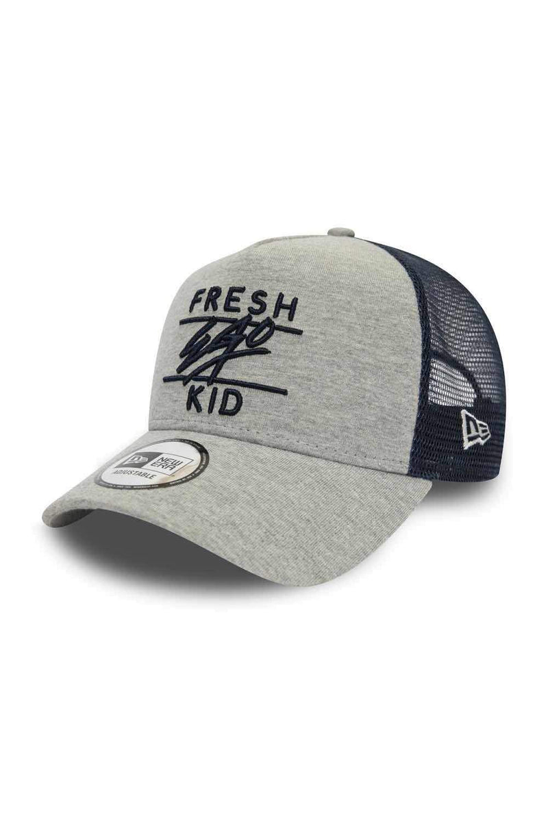 Fresh Ego Kid 940 Cotton New Era Cap - Grey - 1