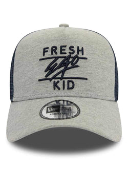 Fresh Ego Kid 940 Cotton New Era Cap - Grey