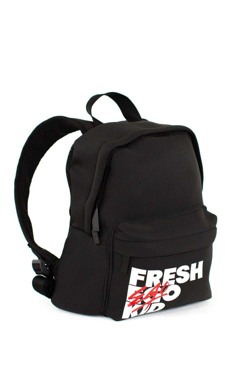 Fresh Ego Kid Mini Backpack - Black - 1