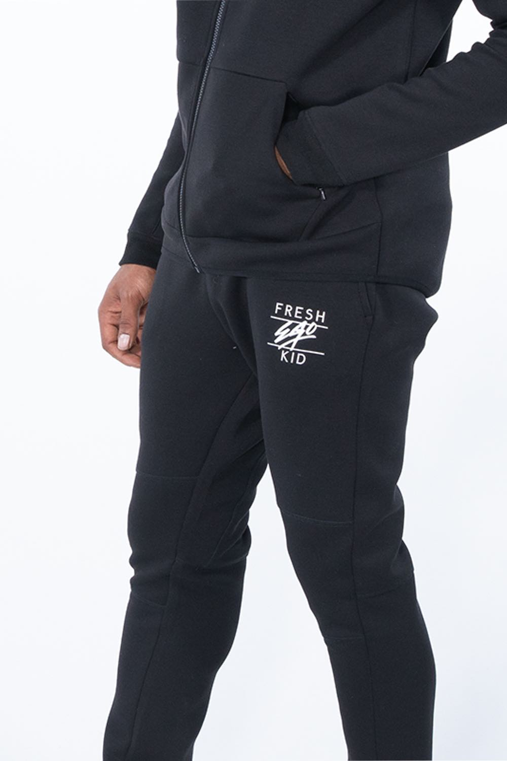 Fresh Ego Kid Scuba Tracksuit - Black - 2