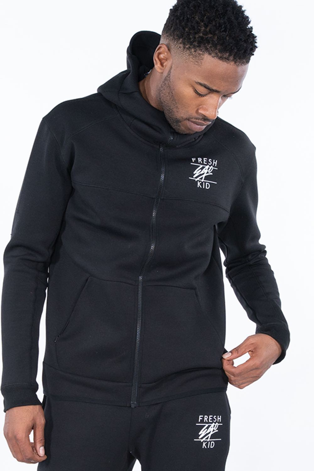 Fresh Ego Kid Scuba Tracksuit - Black - 3