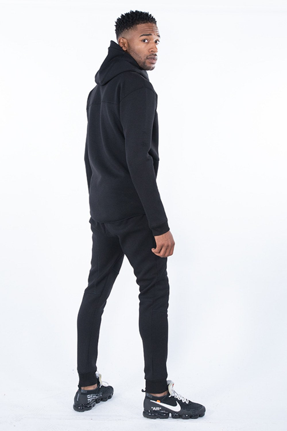 Fresh Ego Kid Scuba Tracksuit - Black - 5