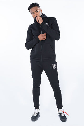 Fresh Ego Kid Scuba Tracksuit - Black
