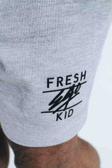 Fresh Ego Kid Summer Set Twinset Shorts - Grey - 2