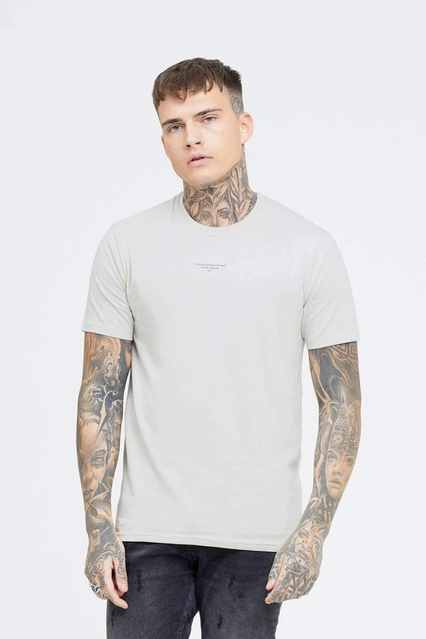 Good For Nothing Archive T-Shirt - Grey - 1