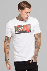 Good For Nothing Bloom Box T-Shirt - White
