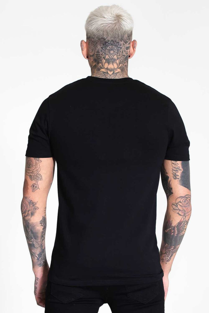Good For Nothing Camo T-Shirt - Black - 2