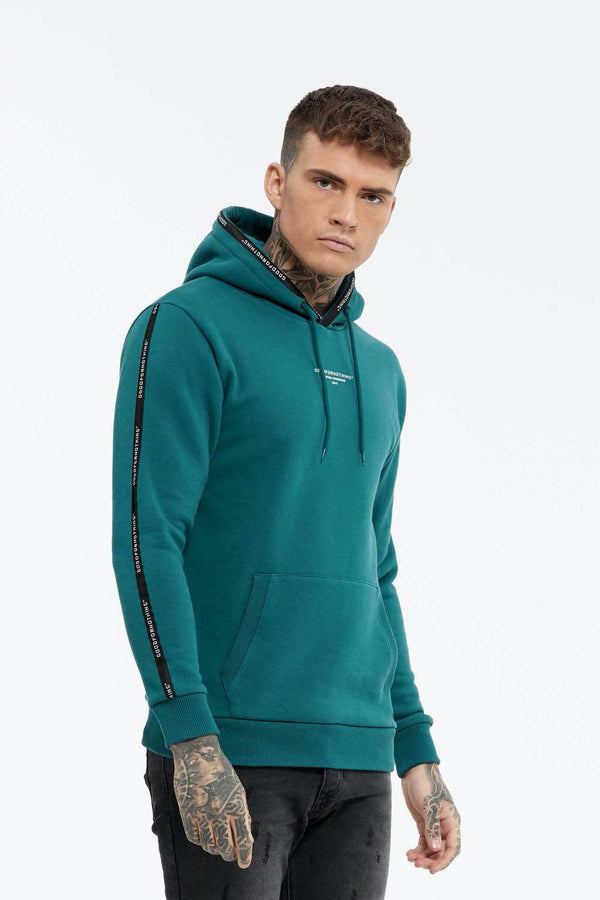 Good For Nothing Dynamic Hoodie - Green - 1