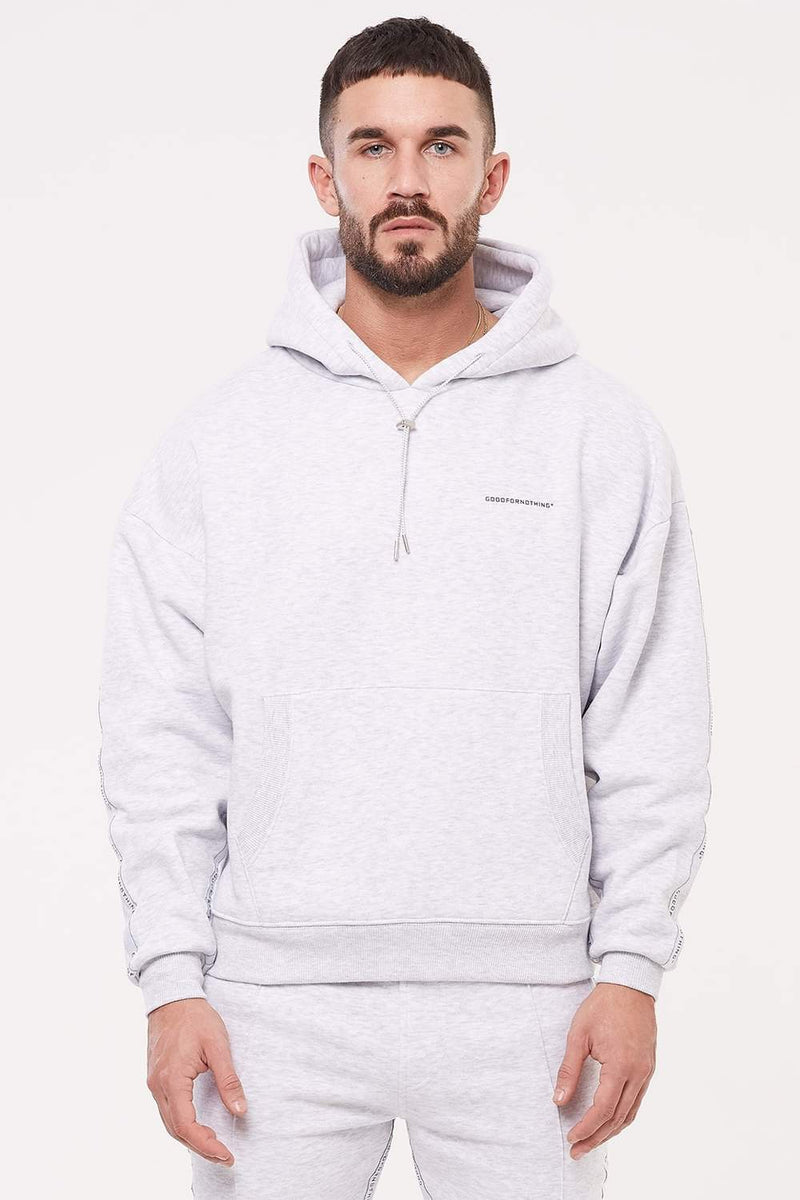 Good For Nothing Future Hoodie - Grey - 2