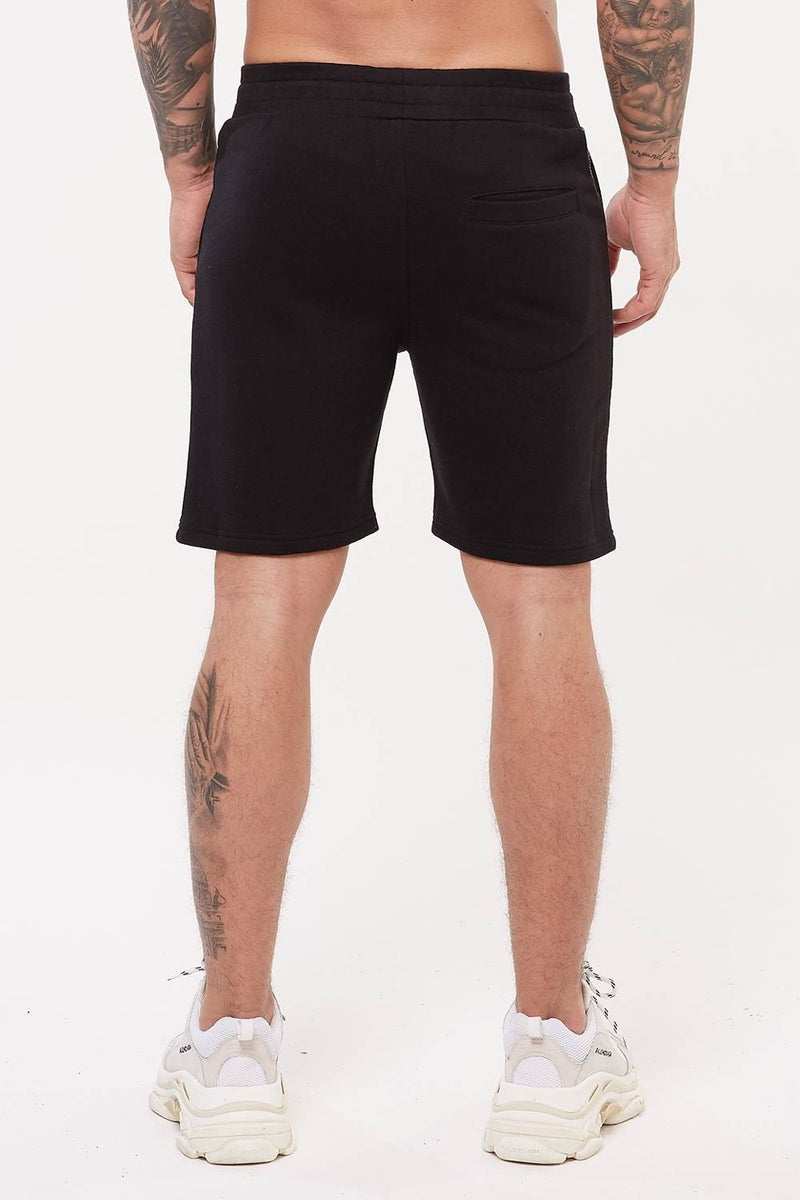 Good For Nothing Future Jersey Shorts - Black - 3