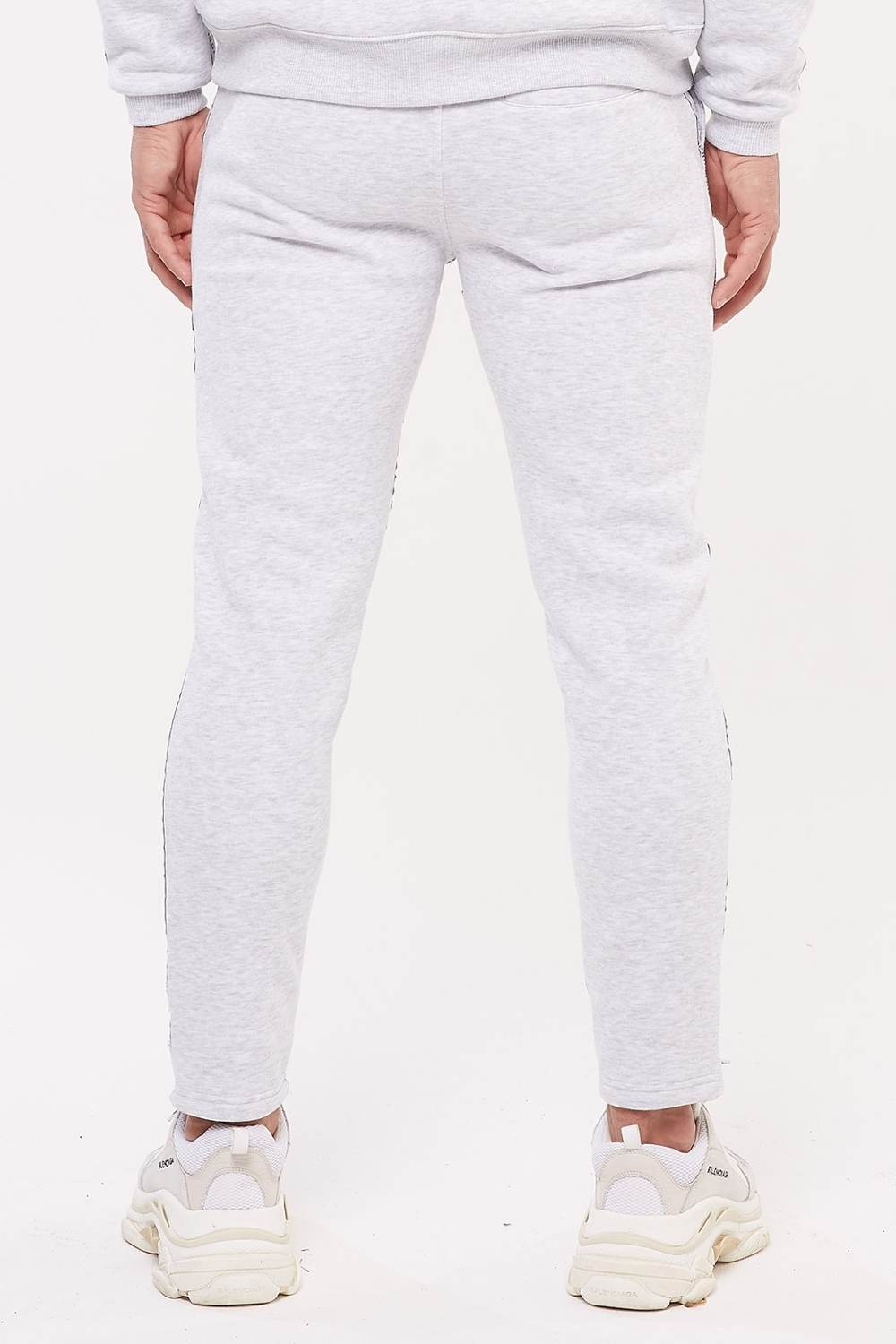 Good For Nothing Future Taped Joggers - Grey - 3