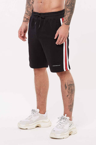 Good For Nothing Liberty Jersey Shorts - Black