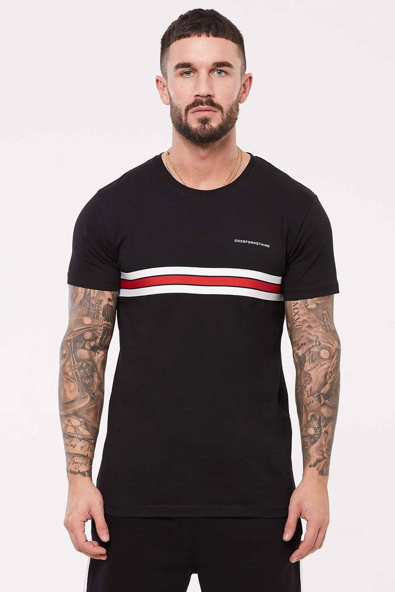 Good For Nothing Liberty T-shirt - Black