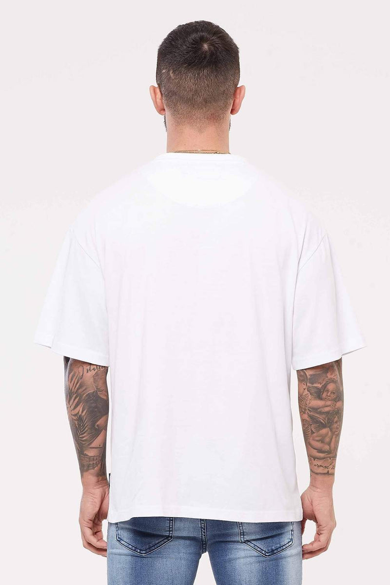 Good For Nothing Oversized Nothing Jersey - White - 3