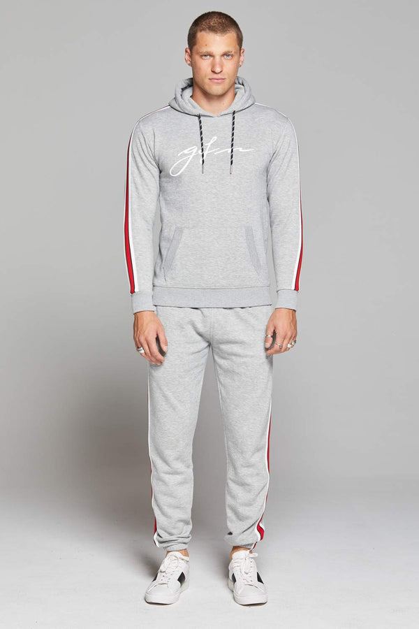 Good For Nothing Speed Joggers - Grey Marl - 1