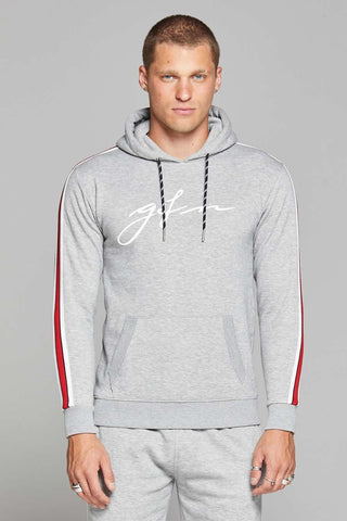 Good For Nothing Speed Hoodie - Grey Marl
