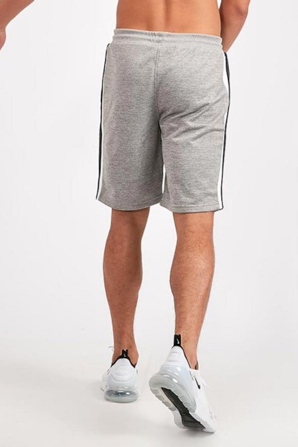 Kings Will Dream Tarves Poly Shorts - Grey Marl - 1