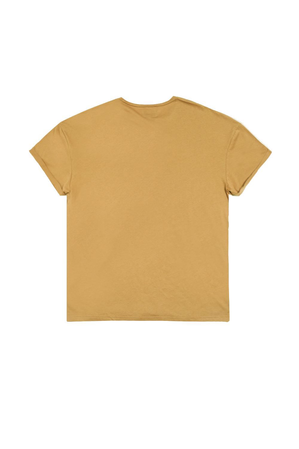 Sixth June Oversized Logo T-Shirt - Sand - 1