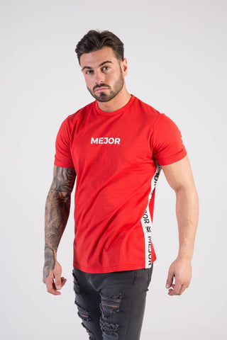 Mejor Clothing Barce Tee - Red