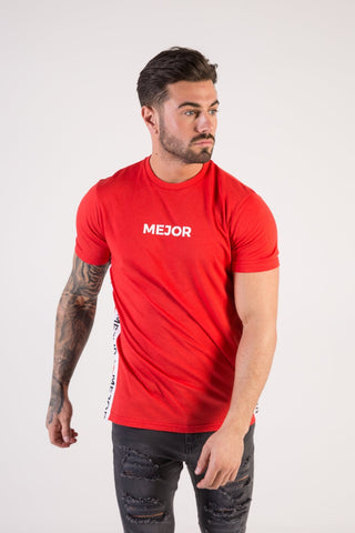Mejor Clothing Barce Tee - Red - 1