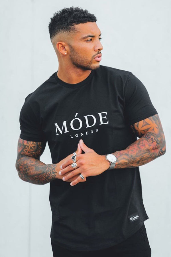 Mode London Core T-Shirt - Black
