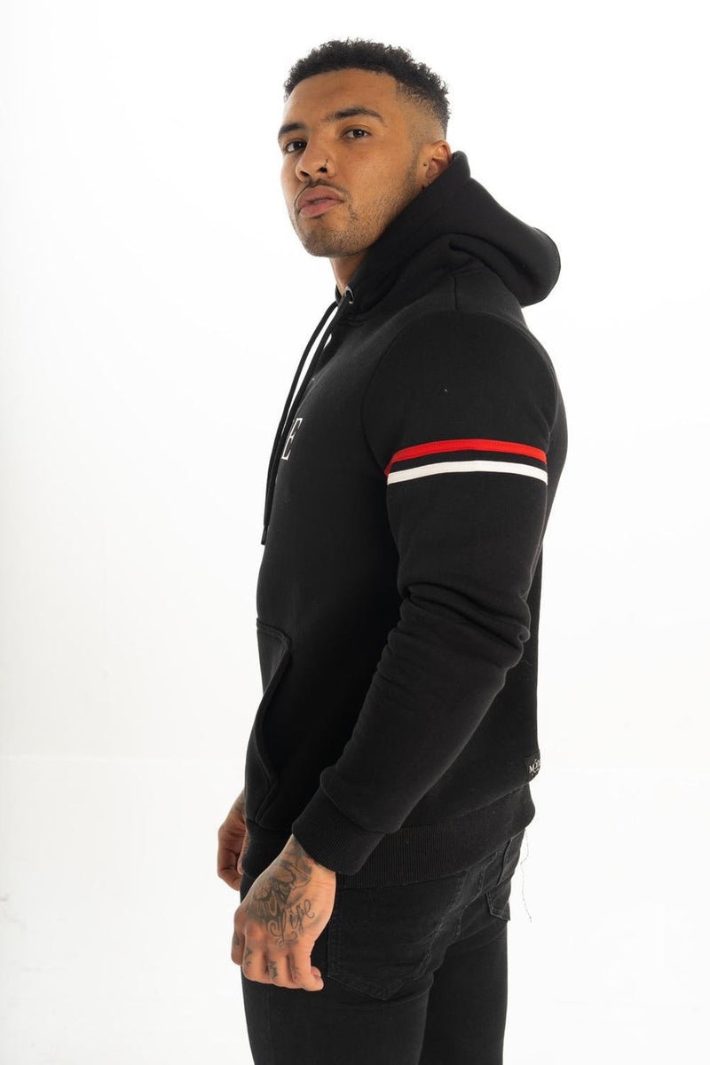 Mode London Mayfair Hoodie - Black - 2