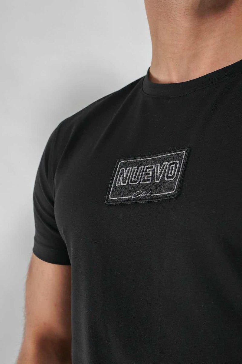 Nuevo Club Carlton T-Shirt - Black - 2