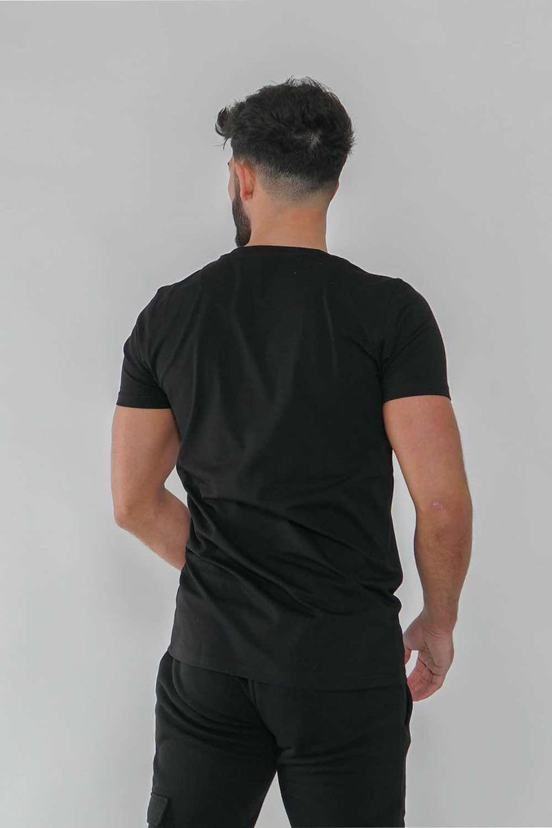 Nuevo Club Carlton T-Shirt - Black - 4