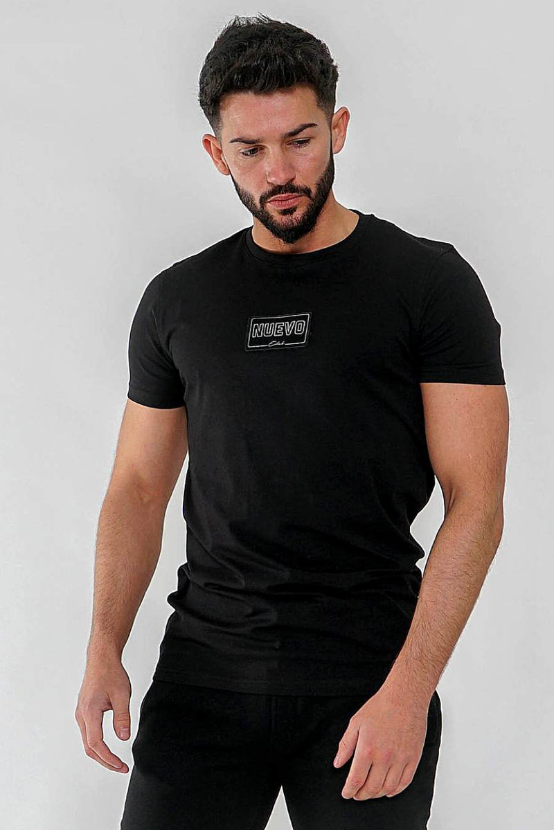 Nuevo Club Carlton T-Shirt - Black