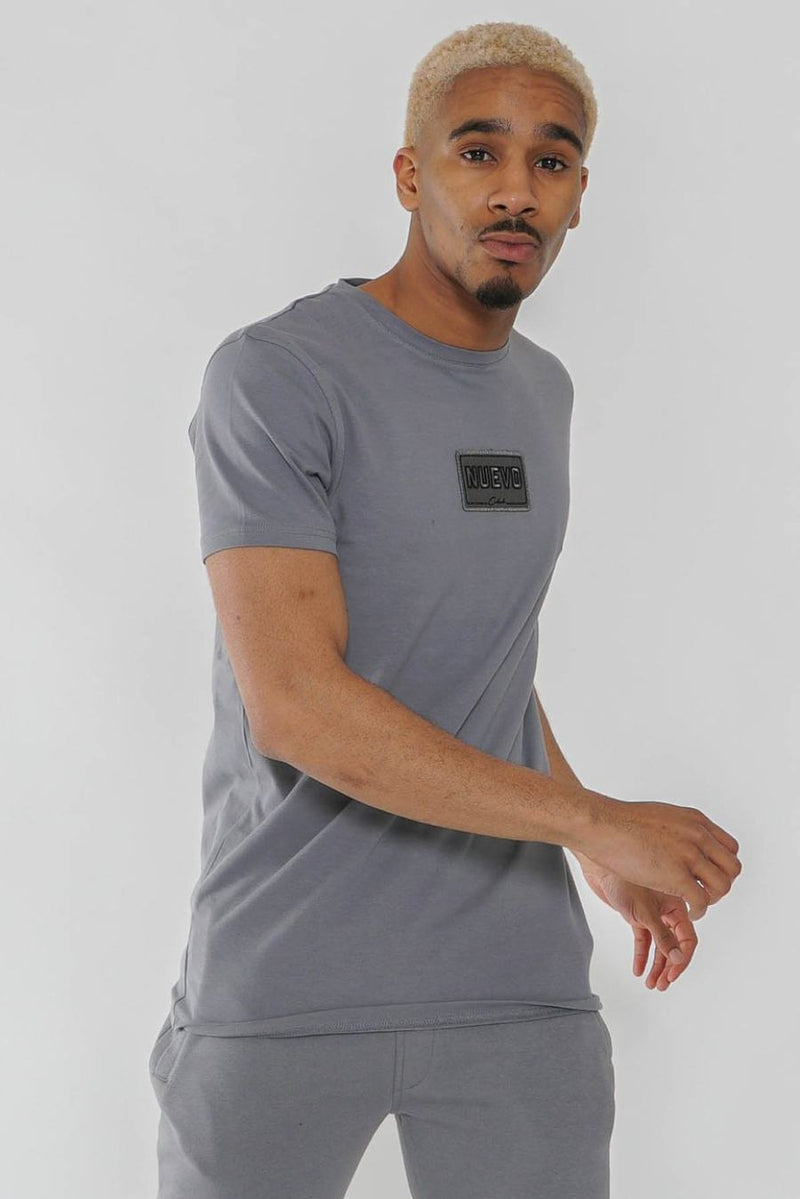 Nuevo Club Carlton T-Shirt - Steel Grey - 1