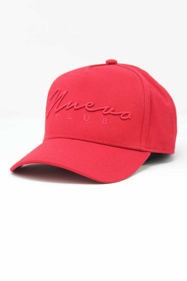 Nuevo Club Core Trucker Cap - Red