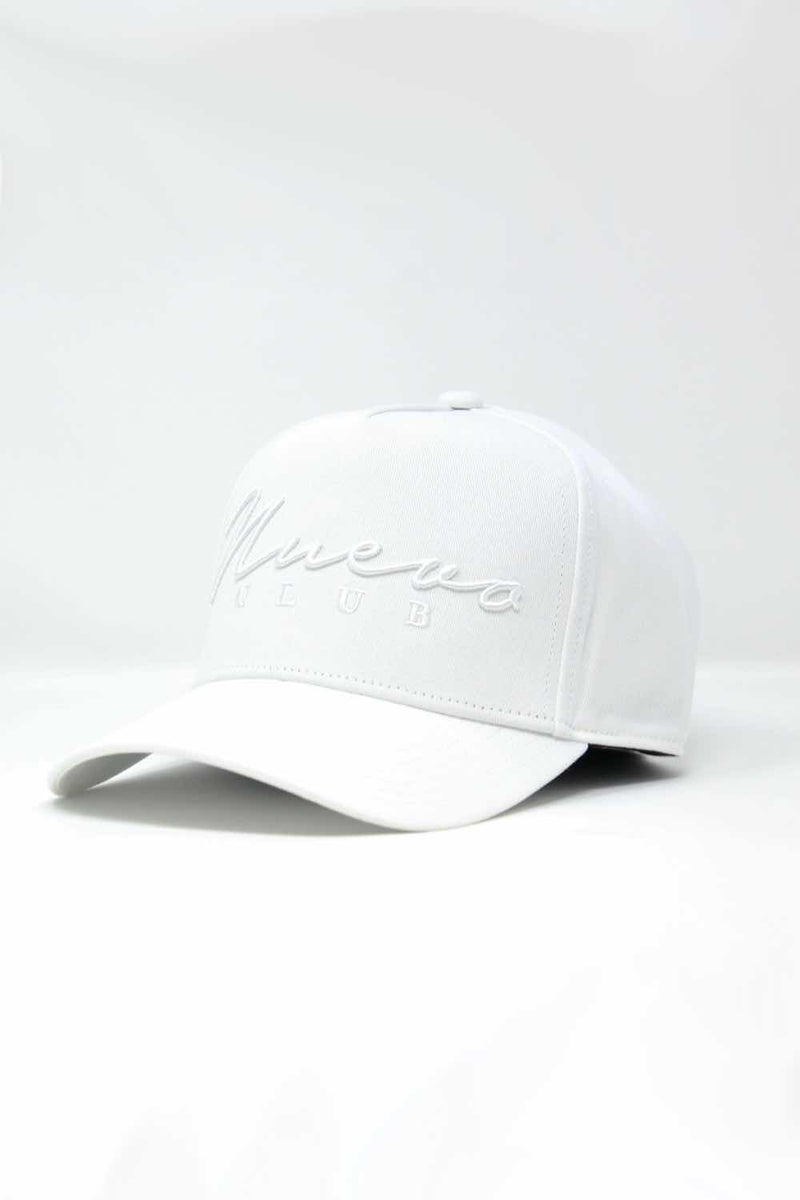 Nuevo Club Core Trucker Cap - White