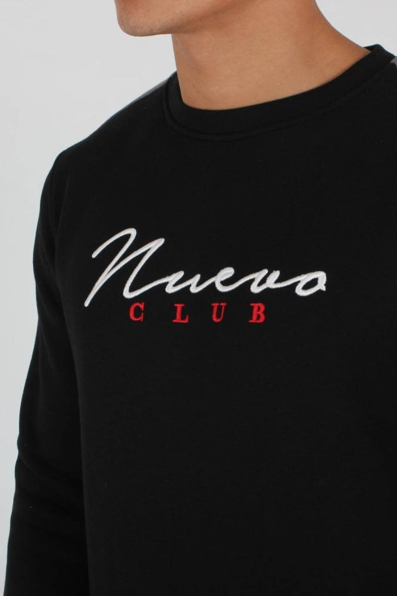 Nuevo Club Signature Sweatshirt - Black - 2