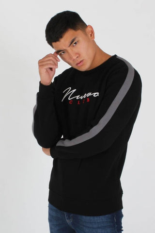 Nuevo Club Signature Sweatshirt - Black - 1