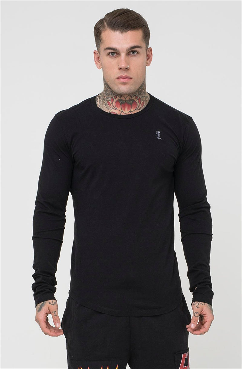 Religion Long Sleeve Tee - Black