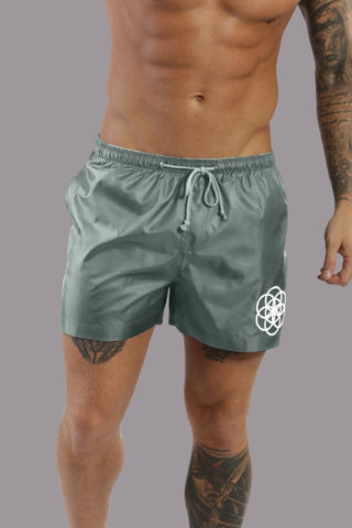 Scar Tissue Summer Swim Short - Sage