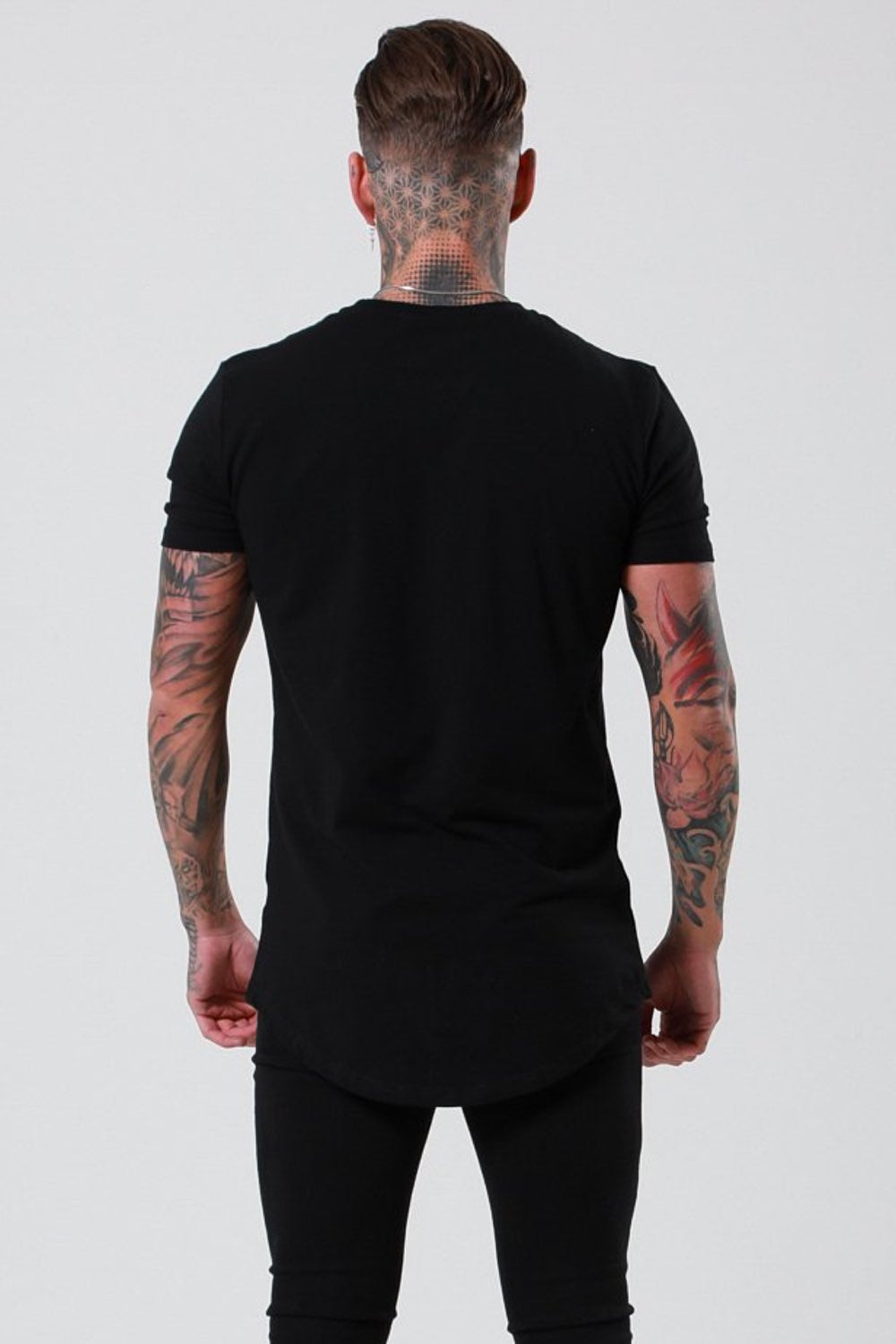 SNRS Core T-Shirt - Black - 2