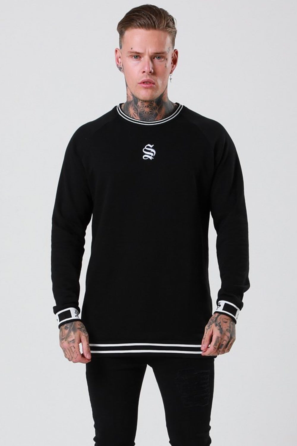 Sinners Attire Hypa Sweater - Black
