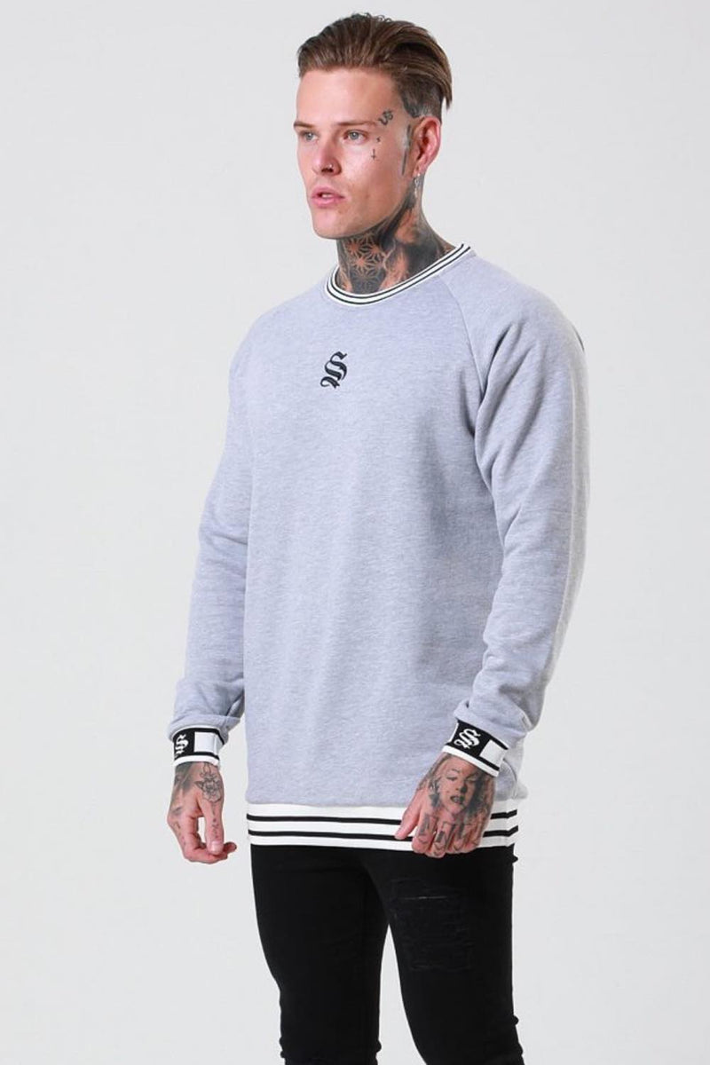 Sinners Attire Hypa Sweater - Grey - 1