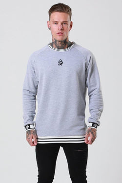 Sinners Attire Hypa Sweater - Grey