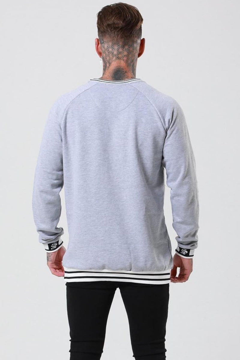 Sinners Attire Hypa Sweater - Grey - 2
