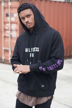 Sixth June All Access Pass Hoodie - Black