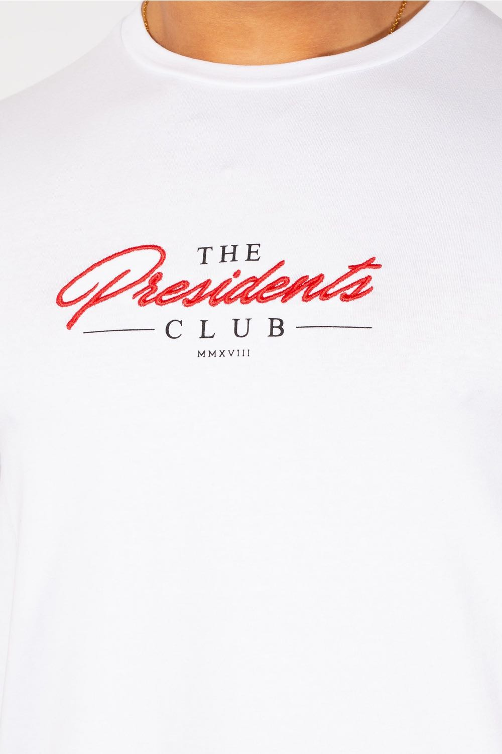 The Presidents Club Blown T-Shirt - White - 2