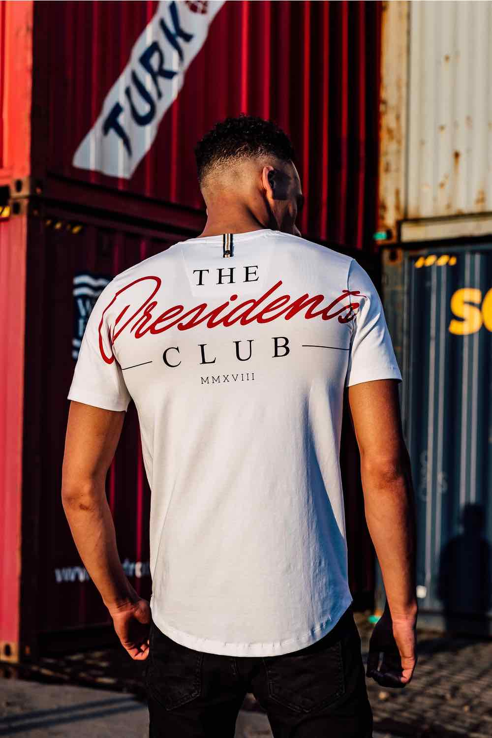The Presidents Club Blown T-Shirt - White - 3