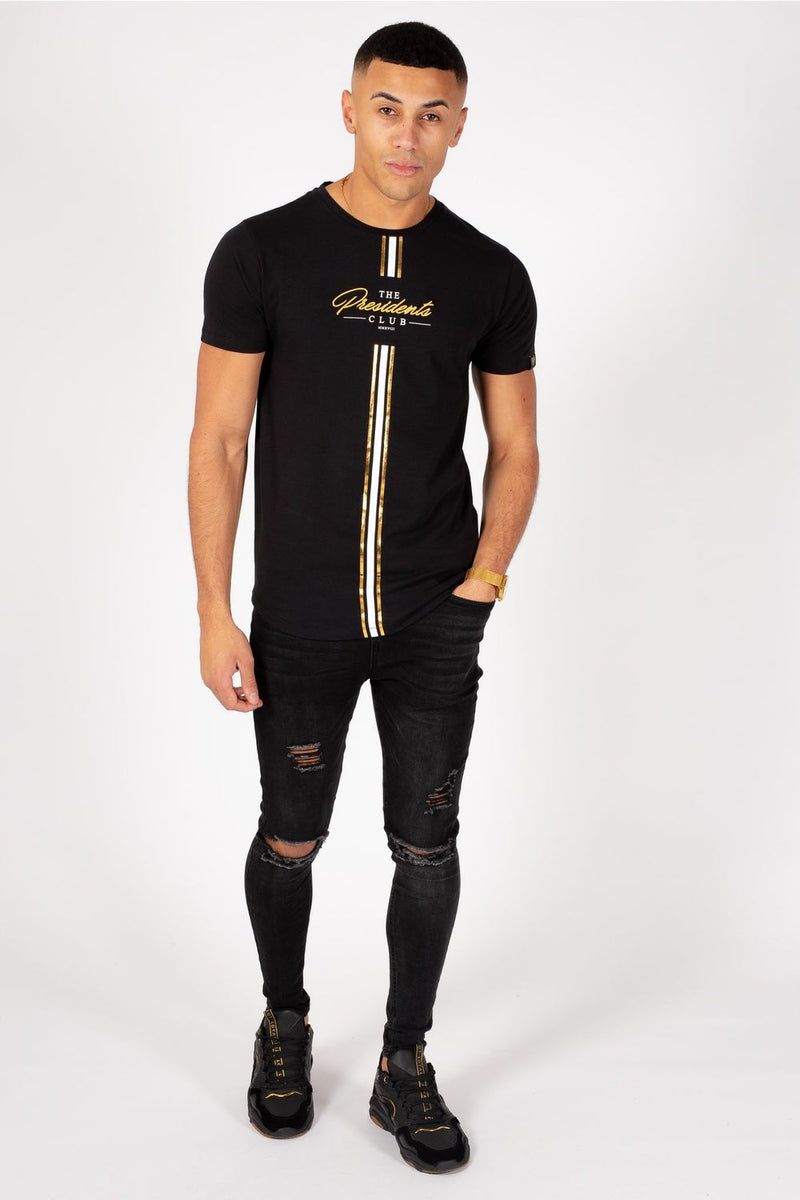 The Presidents Club Boss T-Shirt - Black - 2