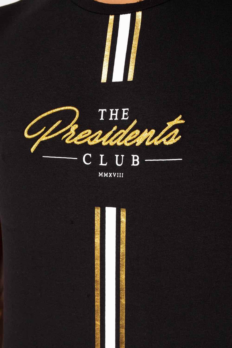 The Presidents Club Boss T-Shirt - Black - 3